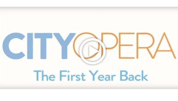 New York City Opera-- the first year back