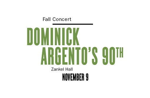 Dominick Argento's 90th Birthday